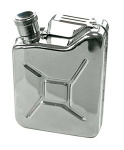 Jerrycan Flask